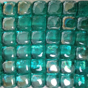 Mixed Color Swimming Pool Glass Tile pictures & photos