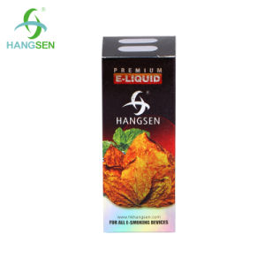 Hangsen Tpd Harmless E-Liquid Favors for Quitting Smoking pictures & photos