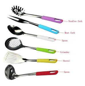 6 PCS Kitchen Utensil (SE-399) pictures & photos