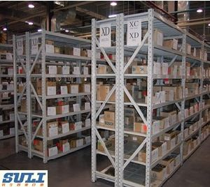 Warehouse Cheap Light Duty Shelf pictures & photos