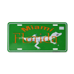 Miami License Plate pictures & photos