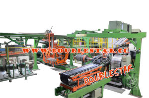 17.5``~24.5`` Three-Drum Single Stage RadialTruck and Bus  Tire Building Machine pictures & photos