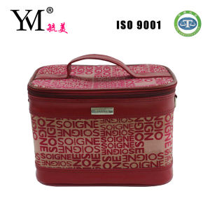 Jacquard Cosmetic Case with Compartments Hot New Products for 2014 pictures & photos