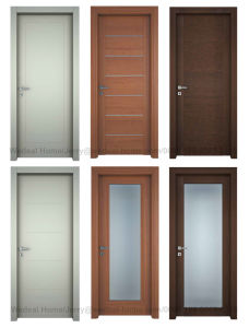 Contemporary Solid Wooden Flush Door for Houses Projects pictures & photos