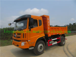 Sinotruk Cdw Light Dump Truck with 4X2 Driving Type pictures & photos