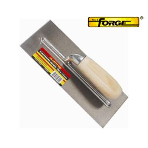 Concrete Trowel with Wooden Handle pictures & photos