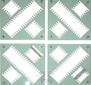 Acrylic CD Rack (AUC023)