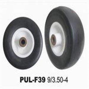 9*3.50-4 PU Flat Free Lawn Mower Tyre (SM9UBC-350-4) pictures & photos