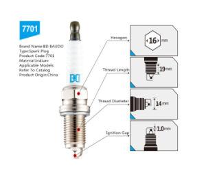 New 6PCS Genuine Bd Spark Plug OEM Denso for Lexus Toyota 90919-01210 Sk20r11 pictures & photos