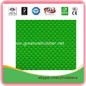 Anti-Slip Rubber Floor Mat, Door Mat, Bath Mat, Kitchen Rubber Mat pictures & photos