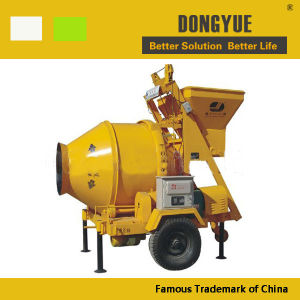 Jzc Portable Concrete Mixer Machine Price pictures & photos