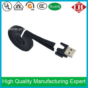 High Quality Flat Micro USB Data Transfer Cable