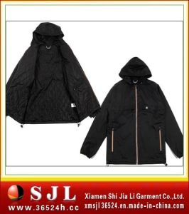 Hooded Windbreaker (LJ-605)