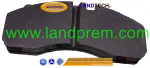 Truck Brake Pad Wva 29835 for Mercedes-Benz Brake Parts/Truck Parts pictures & photos