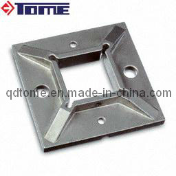 Square Post Base Plate pictures & photos