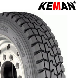 Heavy Truck Tire, Commercial Truck Tire KM204 (275/70R22.5, 255/70R22.5) pictures & photos