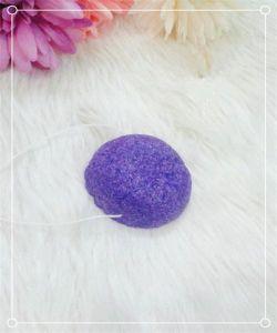 Facial Cleansing Sponge Japan Natural Konjac Sponge pictures & photos