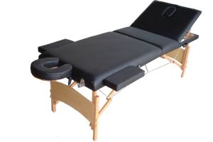 Massage Bed with Backrest (MT-009A) pictures & photos