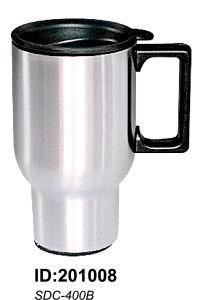 Sdc400b Stainless Steel Vacuum Double Wall Auto Car Mugs pictures & photos