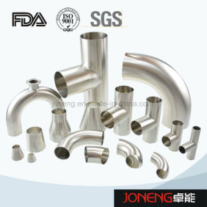 Food Grade Butt Weld Stainless Steel Sanitary Pipe Fitting (JN-FT3001) pictures & photos