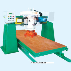 Automatic Stone Polishing Machine (QM)