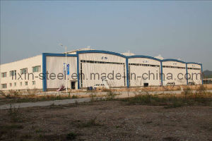 Light Steel Structure Sanwich Panel Workshop pictures & photos
