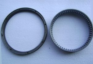Internal Gear/Internal Gear Ring for Auto Starter/ OEM Slewing Ring Bearing Internal Ring Gear pictures & photos