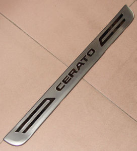 KIA Accessories - Door Sills Protectors for Kia Cerato
