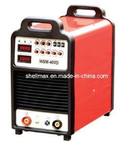 IGBT Inverter DC TIG/MMA Welding Machine for Industrial pictures & photos