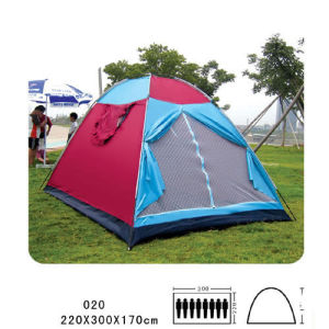 Camping Tent for 8 Person, Outdoor Tent,  Folding Tent (HWT-112) pictures & photos