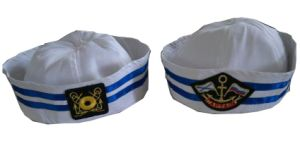 Custom Embroidered Cotton Twill Marine Cap pictures & photos