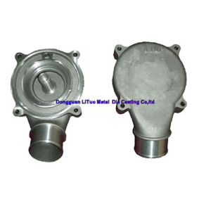 Auto Parts Alloy Die Casting with ISO pictures & photos