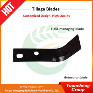 Agricultural Machinery Blades Field-Managing Stubbling Blade pictures & photos