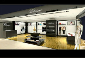 Fashion Clothes Store Design