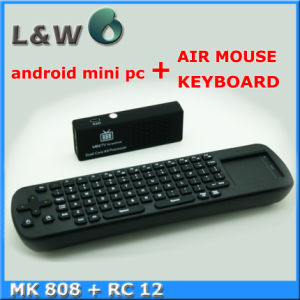 Android 4.2 Mini PC Mk808 Rk3066 Google Smart TV Box Mk808b Dual Core