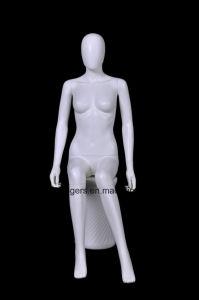 Fiberglass Female Mannequins, FRP Women Full Body Mannequins pictures & photos