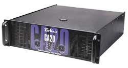 Pro Audio/Pro Amplifier (CA-20)