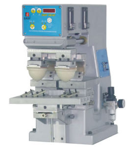 Sealed Cup Tabletop Pad Printing Machine (MINI/2H-T)