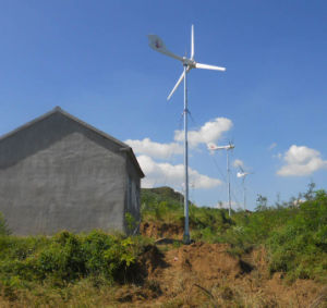 Morshine 2kw Home Use Horizontal Axis Wind Turbine