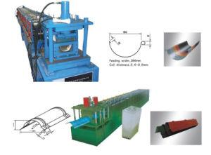 Gutter Machine/Gutter Machinery/Gutter Roll Forming Machine pictures & photos