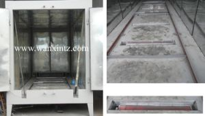 Industrial Powder Coating Infrared Gas Heating Oven pictures & photos