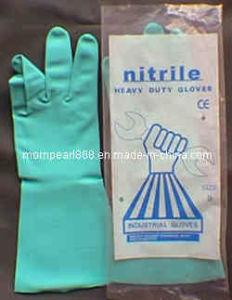 Green Nitril Gloves (MSP-NG-Series)