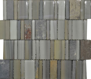 2016 New Design China Glass Mosaic Decoration (MBS016)