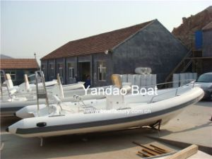 Rigid Inflatable Boat (RIB680)