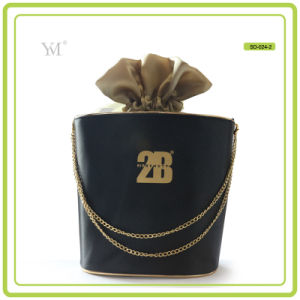 New Product Durable Lovely Special Purpose Gift Satin Cosmetic Bag pictures & photos
