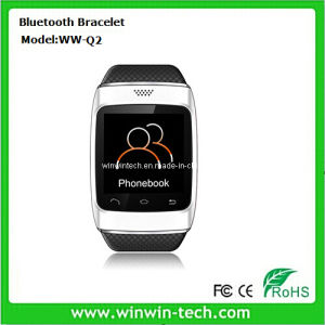 Sport Used Smart Bluetooth Bracelet with Touch Screen