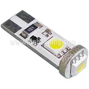 T10 Automotive LED Bulb Light (T10-PCB-003Z5050P) pictures & photos