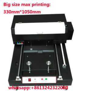 Big Size A2 UV Flatbed Printer for Glass Acrylic Plastic Metal Wood