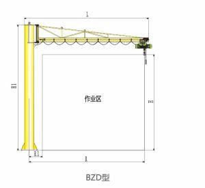 Pillar Type Jib Crane (Electric)