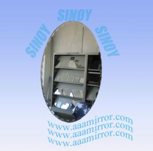 Oval Bathroom Silver Mirror (SINOY-SM1000) pictures & photos